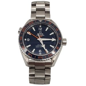 Authentic Omega Seamaster Planet Ocean- GMT